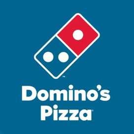 Delivery boy (Dominos pizza)