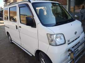 DAIHATSU HIJET 660CC, JAPAN Import, Lahore Number