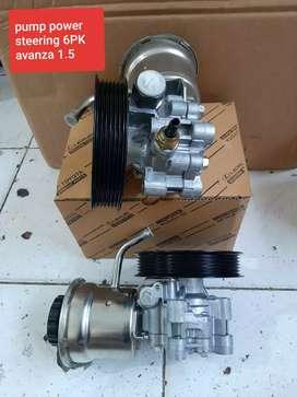 SPARE PART MOBIL MURAH JOGJA   Pompa Power Steering Toyota 1500cc Ori