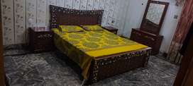 Bed Set Double For Sale Sofa  Dining Table Dewaan Jhula Furniture Sale