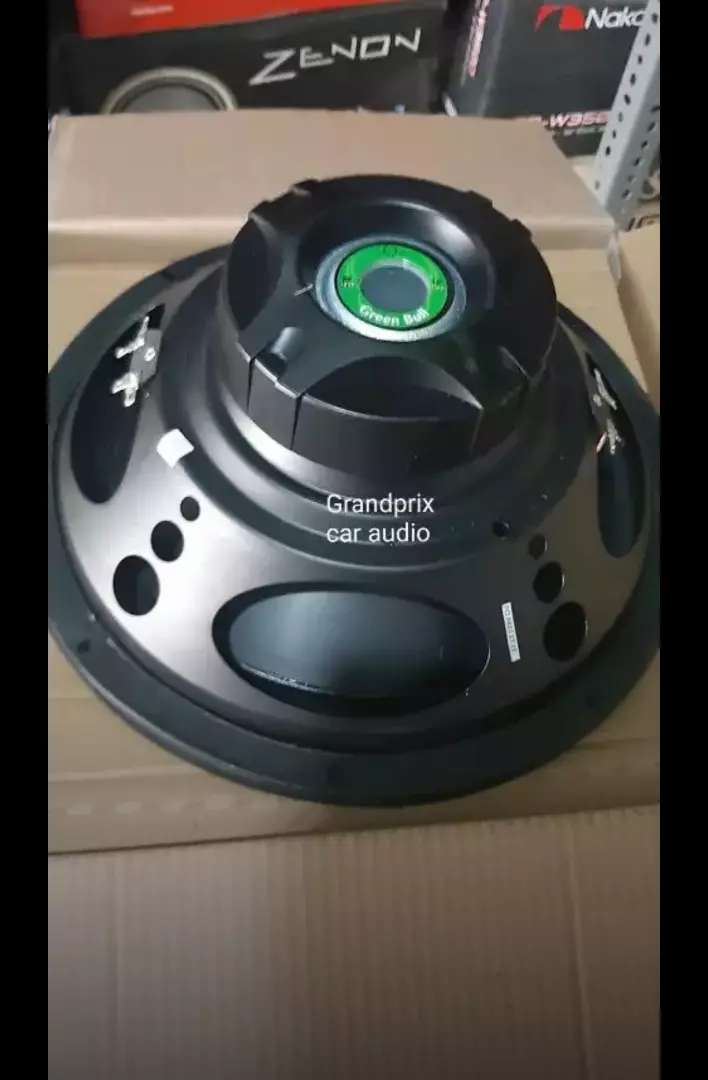 subwoofer mobil 12inch double voice coil max power 350watts grand bull 0