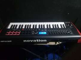 Keyboard Novation Impulse 49 midi Origina USA