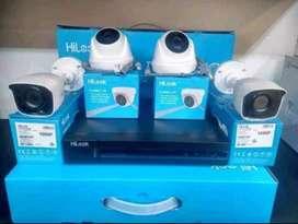 HASIL GAMBAR MEMUASKAN CCTV HILOOK 2MP 1080 P,