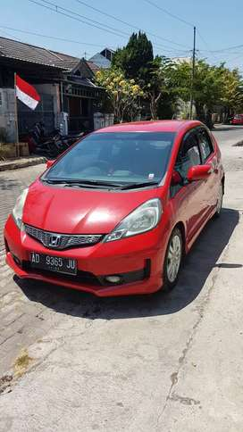 All New Jazz Rs Cvt 11 matik (MMC)