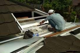 Jasa konstruksi baja ringan renovasi rumah pengecatan dll