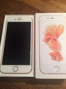 iphone 6s 32GB with 5 months warranty left