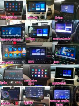 Head unit tape mobil 10 inch android