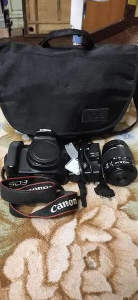 DSLR camera Rent