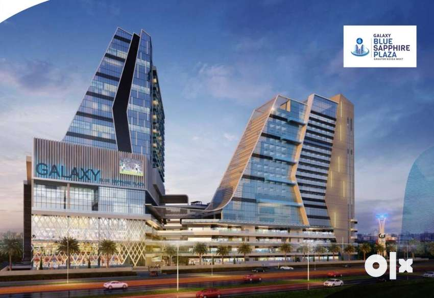office space in noida extn. at 13 L* onward 0