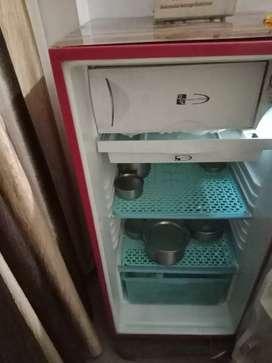 5 year old fridge