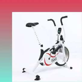 sepeda statis platinum bike twen S-668 alat fitnes