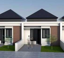 Rumah modern minimalis mewah dipinggir kota bandar Lampung dekat itera