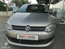 Volkswagen Vento Comfortline Diesel Automatic, 2011, Petrol