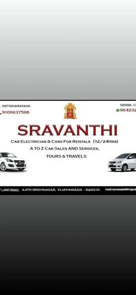 Sravanthi Car Rentals and Travels