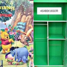 Promo Lemari pakaian 2pintu Pooh