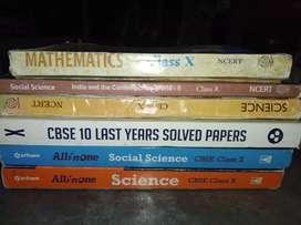 NCERT Class 10 books (All)