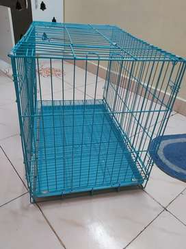 Foldable pet cage for sale