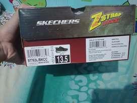 Jual murah sepatu Skechers anak baru
