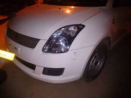 Swift Dzire December-2016 Taxi plate Kms-94000 warangal-RTA