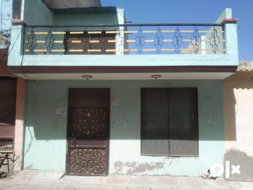 72 YARD SIMPLEX HOUSE ONLY IN 38 LAC (JAGRATI VIHAR SEC - 6)