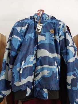 Jacket / jaket army parasut