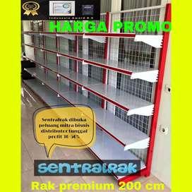 Pabrik Rak Supermarket Rak Gondola Rak Minimarket Rak Toko Meja Kasir