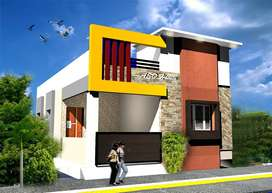 2BHK Independent Villa in Poonamalle CMDA Approved