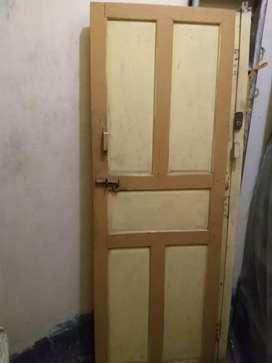 Wooden door ( shal wood)