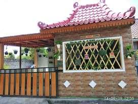 Rumah cantik di Perum Wirokerten Banguntapan