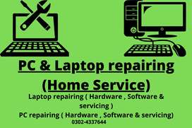Home computer Repairing services in Lahore