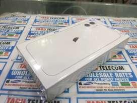 iPhone 11 white colour 128gb