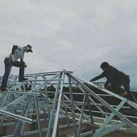 Bajaringan kanopi dan atap