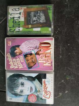 3 cassette Chrisye, Sheilaon 7, Rano karno.