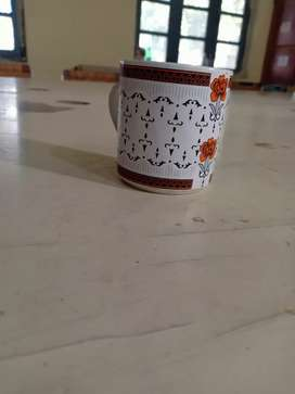 A stylish cup