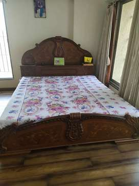 Designer King Size double bed