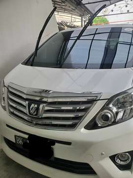 Alphard 2013 full spec odo rendah