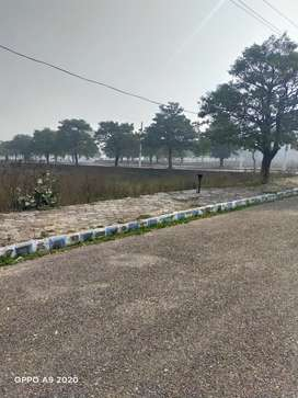 Puda approved plots in just 2.50 lac per Marla 66 ft road curo pvr
