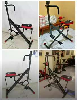 Alat fitness home squat Total bc hhu66
