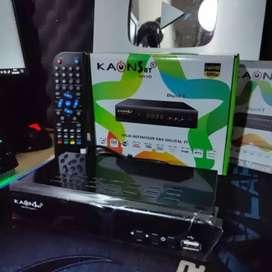 Set Top Box tv digital DVB-T2 Kaonsat