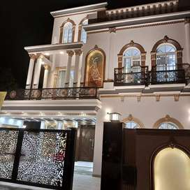 10 marla brand new CORNER Spanish villa for sale in bahria town lahore