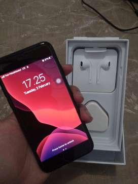 Iphone 7 128gb black ex inter