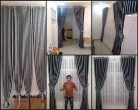 gorden/wallpaper dinding/horden/hordeng/pasang horden_bandung, cimahi
