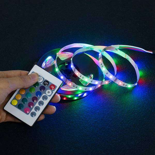 5 meter RGB LED Light Strip 0