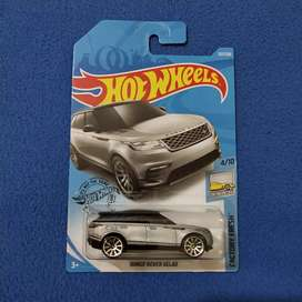 Hot Wheels Range Rover Velar Hotwheels
