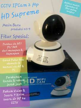 CCTV Robotic HD Bisa ikutin gerak orang - XMEYE/ICSEE(bukan v380/YCC)