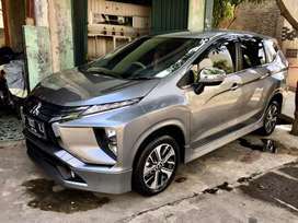 Mitsubishi Xpander Ultimate AT Matic Tahun 2018 KM 9 RB , 2019 / 2017