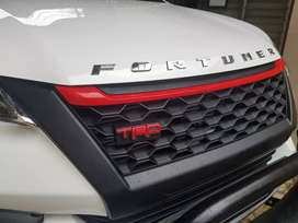 Grill All New Fortuner - TRD red line - Import