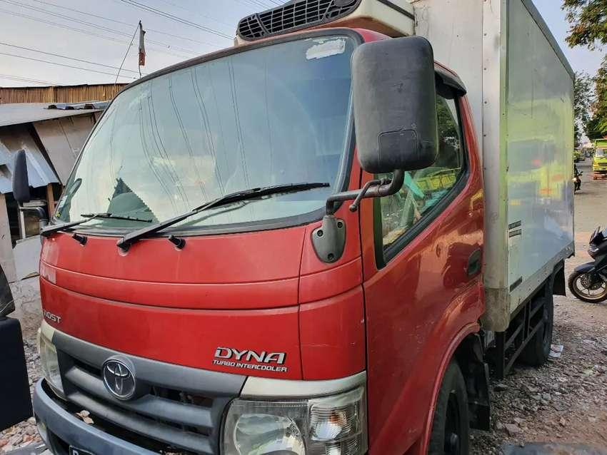 Toyota Dyna Rino 4ban 110ST2014BoxFiber AcFulors/Colt Diesel/isuzu Elf 0