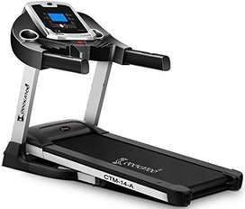 Cockatoo CTM14A 2.5HP (5HP Peak) DC Motorized Treadmill for Home with