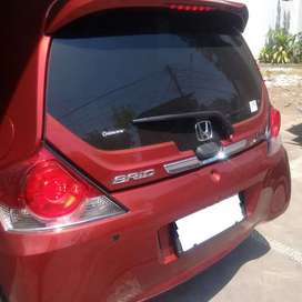 Ducktail duck tail ductail add on belakang honda BRIO RS